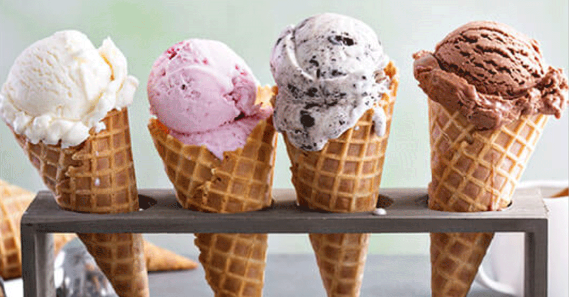 10 Natural Ingredient Ice Creams to Try This Summer