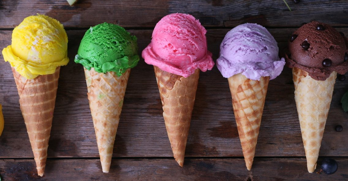 The Potentially Harmful Effects of Artificial Food Colors in Ice Cream