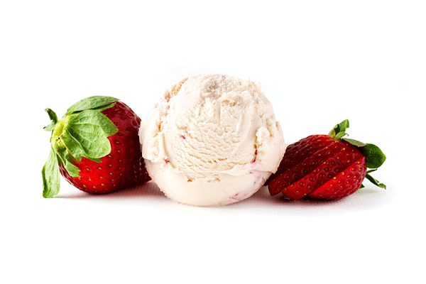 Strawberry-ice-cream