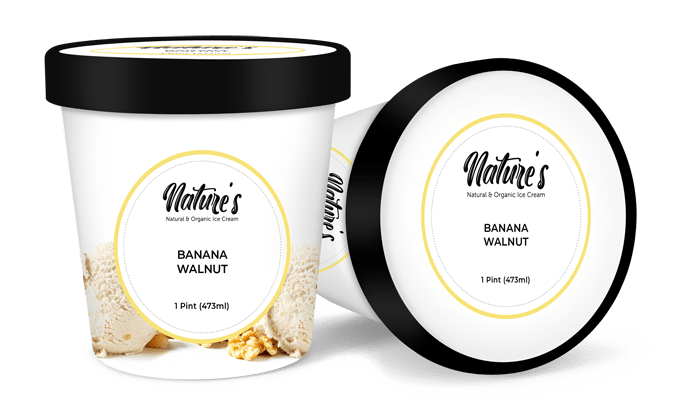 banana walnut ice cream