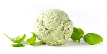 buy organic basil ice cream