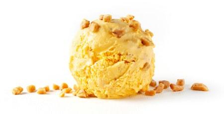 buy organic butterscotch toffee ice cream