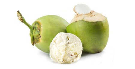 tender coconut ice cream