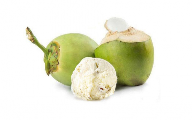 Tender Coconut Ice Cream: If You Don't Try This, You'll Go cocoNUTS!