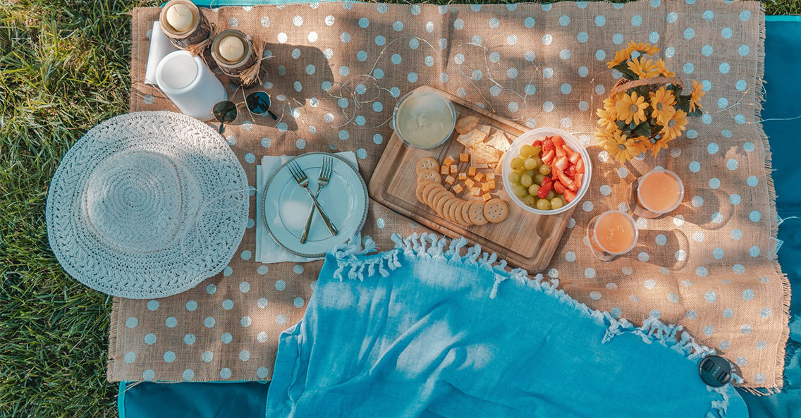 The Safe Pandemic Picnic Of Your Dreams