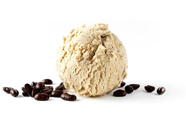 all natural coffee ice cream