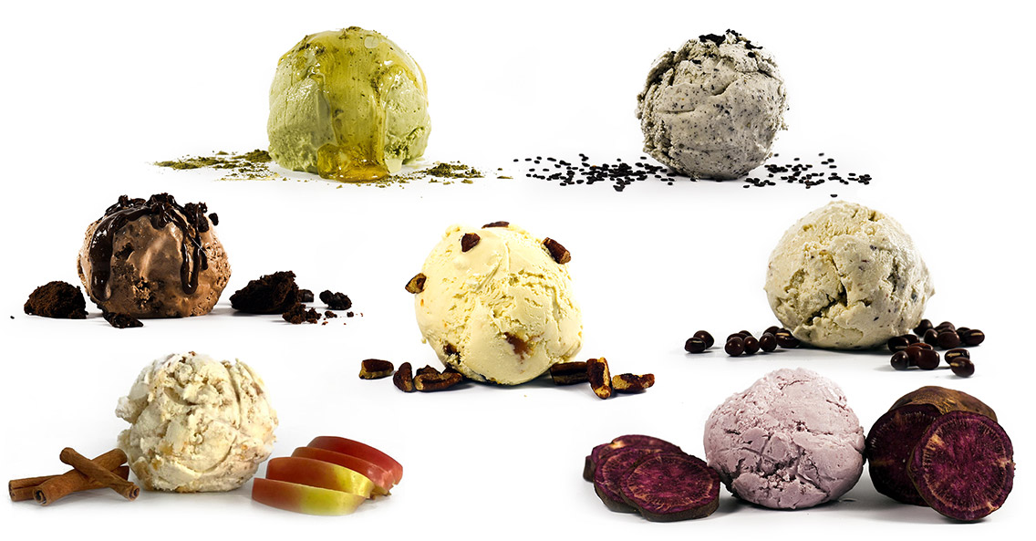 Introducing Our 7 New Organic Ice Cream Flavors That Will Make You Drool