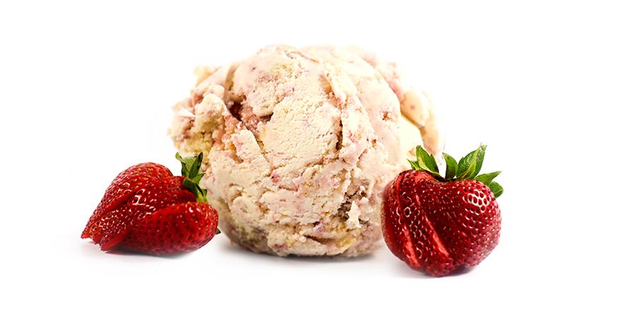 buy organic strawberry shortcake ice cream