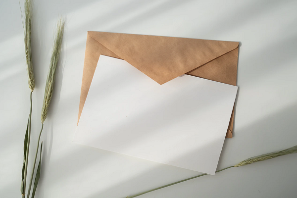 Write them a letter filled with love