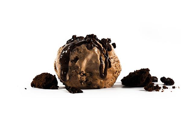 Chocolate Fudge Brownie icec cream